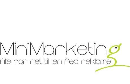 MiniMarketings gamle logo