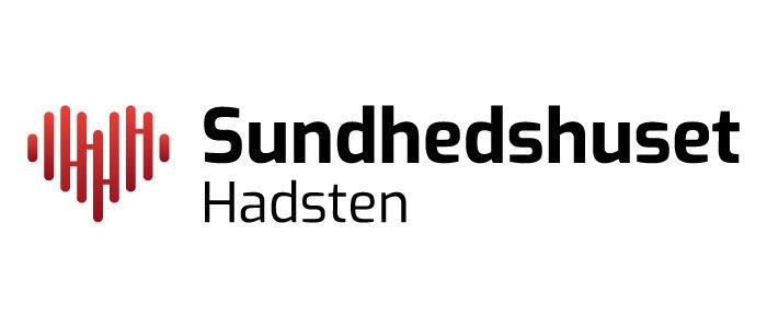 Sundhedshusets almindelige logo