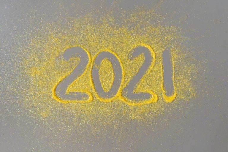 Årets pantone farve 2021